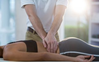 Progressive Massage Therapy back treatment